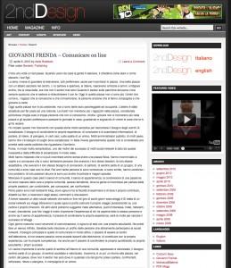 articolo 2 and design