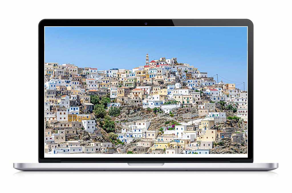 Progetto fotografico Karpathos Grecia